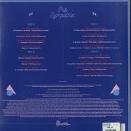 Back View : Vidal Benjamin - POP SYMPATHIE (2LP, GATEFOLD) - Versatile / VERLP39