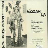 Back View : Patience Africa - WOZANI - LA CASA TROPICAL / LCT 003