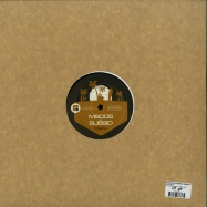 Back View : Payback & Conspire / mSdoS & Subsid - SKYLINE EP - Soul Deep Recordings / SDEVNYL009