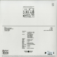 Back View : Gilberto Gil - GILBERTO GIL (1969) (180G LP) - Polysom / 334431