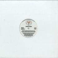 Back View : Brothers Davis - BILLY MAC ATTACK - Black Pegasus / BPRH 001