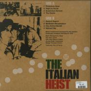 Back View : Stu Gardner - THE ITALIAN HEIST (LP) - Gardner / SDE047