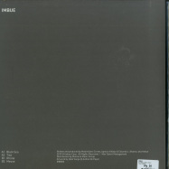Back View : Imbue - V (180G / VINYL ONLY) - Imbue / IMB005