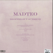 Back View : Madteo - DROPPED OUT SUNSHINE (LTD YELLOW 2LP) - DDS / DDS041Y