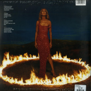 Back View : Celine Dion - COURAGE (RED 2LP) - Sony / 19075952481