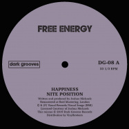 Back View : Free Energy - HAPPINESS - Dark Groove Records / DG-08