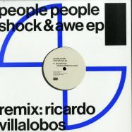 Back View : People People - SHOCK & AWE EP (INCL RICARDO VILLALOBOS RMX) - Discobar / DISCOBAR13