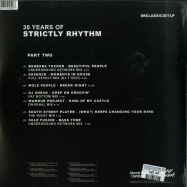 Back View : Mole People / DJ Sneak / Wamdue Project / Sole Fusion / Various Artists - 30 YEARS OF STRICTLY RHYTHM PART TWO (2LP) - Strictly Rhythm / SRCLASSICS07LP