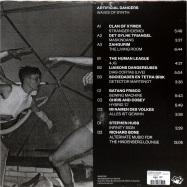 Back View : Interstellar Funk - ARTIFICIAL DANCERS - WAVES OF SYNTH (2LP) - Rush Hour / RHMC 005