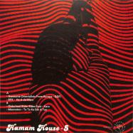 Back View : Various Artists - HAMAM HOUSE 5 (VINYL ONLY) - Hamam House / HAMAMHOUSE05