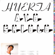 Back View : Huerta - AYO SKIDLO EP - SlapFunk Records / SLPFNK024