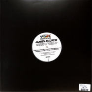 Back View : James Andrew - MISSION OF VISION EP - Nothing But Nice / NBN002