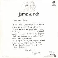 Back View : Jamie & Nair - JAMIE & NAIR (LP) - Vampisoul / VAMPI218 / 00142265