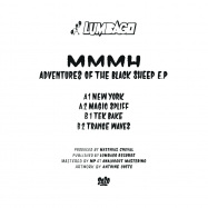 Back View : Mmmh - ADVENTURES OF THE BLACK SHEEP - Lumbago / LMBG09