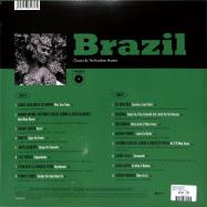 Back View : Various Artists - BRAZIL (180G LP) - Wagram / 3381666 / 05202231