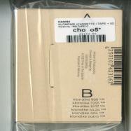 Back View : hanisii - KLONDIKE (CASSETTE / TAPE + SD CARD) - Relativity / RELTAPE10