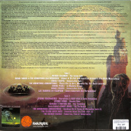 Back View : The Amorphous Androgynous - A MONSTROUS PSYCHEDELIC BUBBLE (LP) - Jumpin & Pumpin / LPTOT78