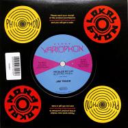 Back View : Jimi Tenor - MYSTERIA (ELECTRIC REMIX) (7 INCH) - Variophon / VA45001