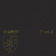Back View : Modeselektor - MEAN FRIEND VOL.2 (LTD 12 INCH) - Monkeytown / MTR112-2