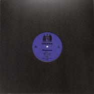 Back View : Gropina - MICROCOSMO - Paesaggi Records / PSGG003