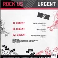 Back View : Rock Us - URGENT - SAFE002