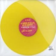 Back View : Kaiser Souzai & Nudisco - KAISERDISCO EP (yellow vinyl) - Hi Freaks Limited / Hiltd0046