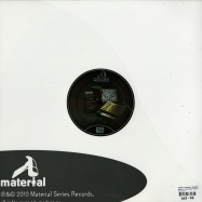 Back View : Samuel L Session / Wehbba / Carlo Lio / Uner - NAVY EP / THE ORGAN TRACK REMIXES - Material Series / Material029