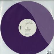 Back View : Orlando B. - FUTURE RESIST EP (COLOURED VINYL) - Yore Records Ltd / yore004ltd