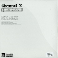 Back View : Channel X - LITTLE SYMPHONY - Stil vor Talent / SVT063
