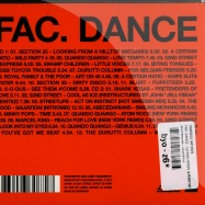 Back View : Various Artists - FAC. DANCE - 12 INCH MIXES & RARITIES 1980 - 1987 (2XCD) - Strut Records / strut087cd