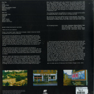 Back View : Throbbing Gristle - D.O.A. THE THIRD AND FINAL REPORT (TRANSPARENT GREEN VINYL LP) - Mute / TGLP3