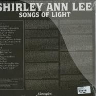 Back View : Shirley Ann Lee - SONGS OF LIGHT (LP) - Numerophon / nph44003