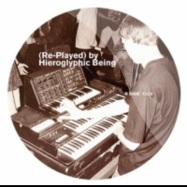Back View : Hypnosaurus - UNTITLED (REPLAYED BY HIEROGLYPHIC BEING) - Porridge Bullet / PB006