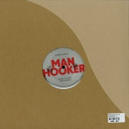 Back View : Manhooker & Space Echo - PUSHIN & SHOVIN - Luv Shack Records / luv011