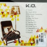 Back View : Kollektiv Ost - K.O. (CD) - Der Turnbeutel / turnbeutelcd03