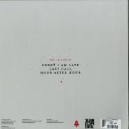 Back View : Kollektiv Turmstrasse - SRY IM LATE EP - Diynamic Music / Diynamic078