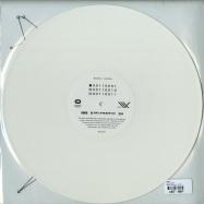 Back View : EMEX - 00110001 EP (WHITE VINYL) - Modular Expansion / ME003