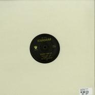 Back View : HVL presents KIYADAMA - COSMIC HUM EP - Rough House Rosie / RHR 010