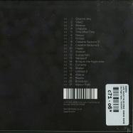 Back View : Sasha - LATE NIGHT TALES PRES. SASHA: SCENE DELETE/CD+MP3 - Late Night Tales / ALNCD43