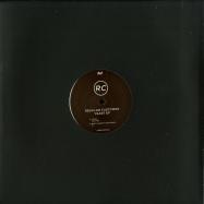 Back View : Regular Customer - YEAST EP (GARRETT DAVID REMIX) - Little Beat Different / LBDAUDIO001