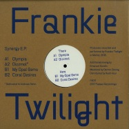 Back View : Frankie Twilight - SYNERGY EP - Fasaan / FA011