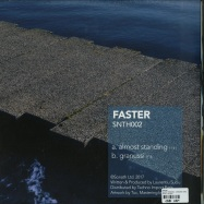 Back View : Faster - ALMOST STANDING / GRANUSSI (VINYL ONLY) - Sonath / SNTH002