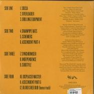 Back View : Dub Syndicate - ONE WAY SYSTEM (GATEFOLD 2LP+MP3) - On-U-Sound / ONULP25