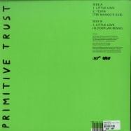 Back View : Primitive Trust - LITTLE LOVE EP (TEE MANGO, FLOORPLAN RMX) - Aus Music / AUS123