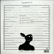 Back View : Another Alias - CREEP ON THE COUCH EP - White Of My Eyes / WOME002
