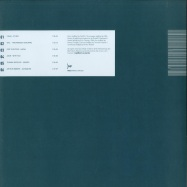 Back View : Various Artists - IMF10 PART 2 - Index Marcel Fengler / IMF10.2