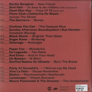 Back View : Various Artists - BELGIAN NUGGETS 90s-00s VOL.2 (2LP) - Mayway Records / MAYWAY006LP