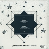 Back View : Jah Mel & The Rhythm Factory - STAND UP TO IT / GUIDING STAR - Jamwax / JAMWAXMAXI18