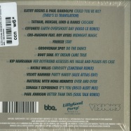 Back View : Various Artists - ALEX ATTIAS PRESENTS LILLY GOOD PARTY! (CD) - BBE / BBE449CCD