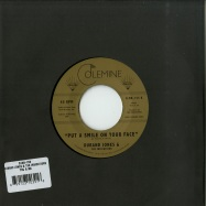 Back View : Durand Jones & The Indicatioins - YOU AND ME / PUT A SMILE ON YOUR FACE (7 INCH) - Colemine / CLMN155-7